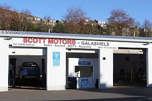 Servicing and MOT